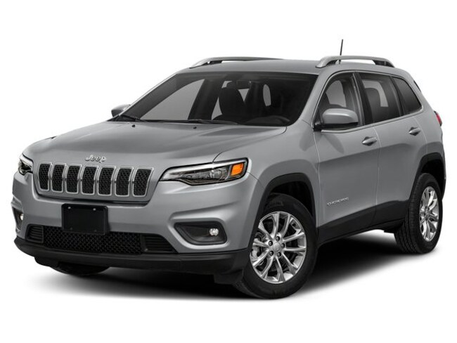New 2019 Jeep Cherokee Trailhawk SUV near Indianapolis
