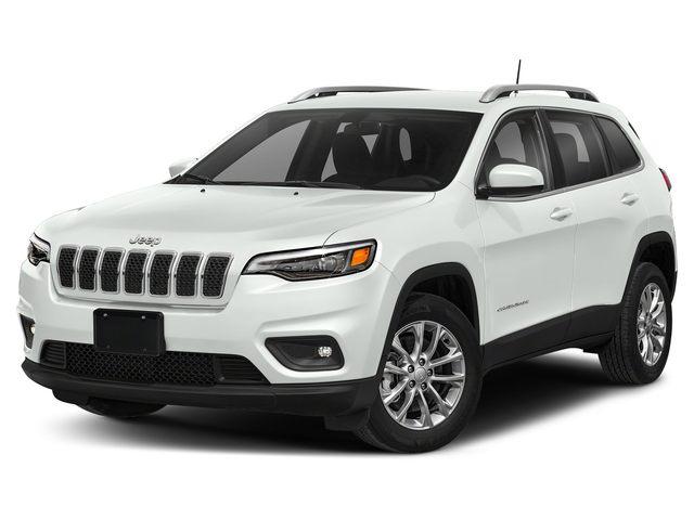New 2019 Jeep Cherokee TRAILHAWK ELITE 4X4 Sport Utility Minneapolis