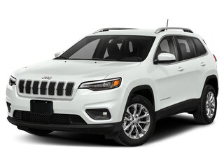 New 2019 Jeep Cherokee Trailhawk SUV in Brunswick, OH