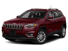 new 2019 Jeep Cherokee Overland 4x4 SUV for sale in south pittsburg