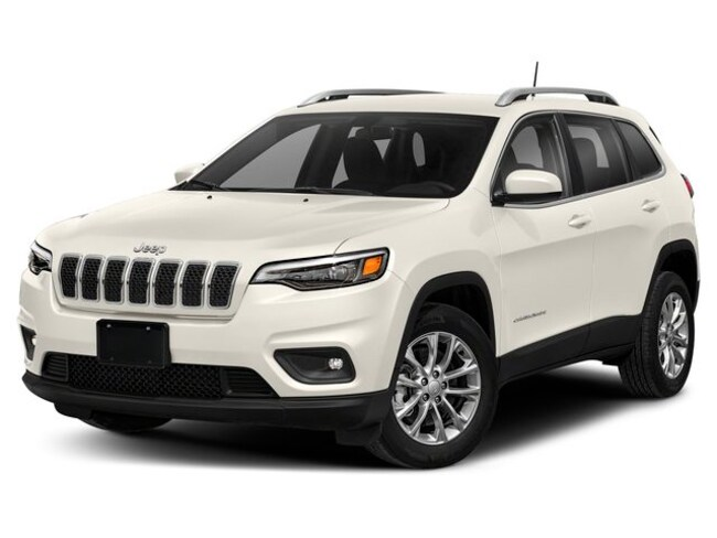 New 2019 Jeep Cherokee OVERLAND 4X4 Sport Utility Temple Hills
