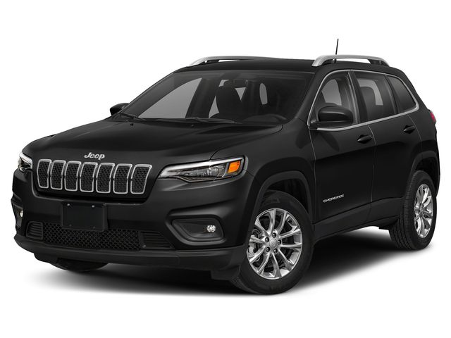 Jeep cherokee black