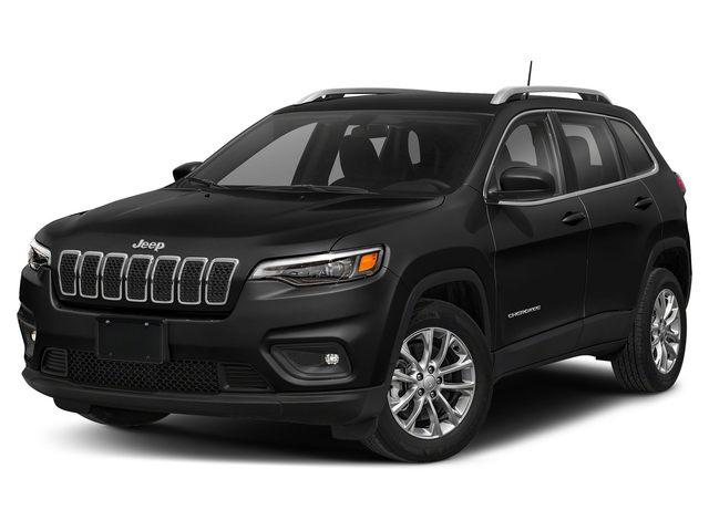 Jeep cherokee black