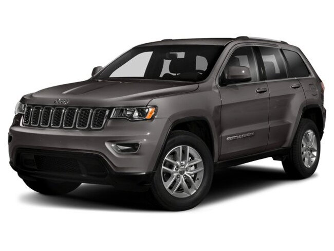 New 2019 Jeep Grand Cherokee Laredo SUV in Johnston, RI