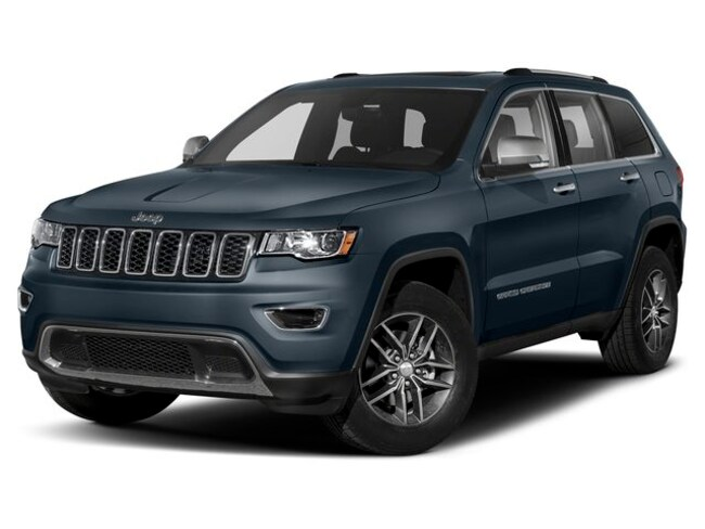 New 2019 Jeep Grand Cherokee LIMITED X 4X4 Sport Utility in Johnston, RI
