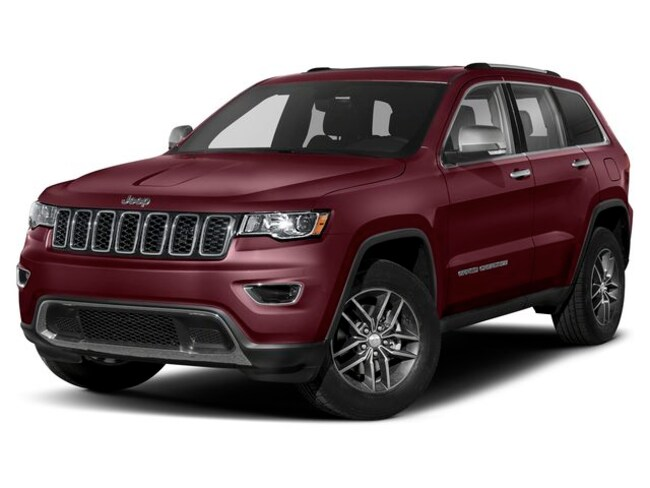 New Chrysler Dodge Jeep Ram 2019 Jeep Grand Cherokee LIMITED 4X4 Sport Utility in Colby, KS