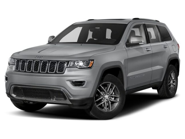 New 2019 Jeep Grand Cherokee LIMITED 4X4 Sport Utility in Benton, KY