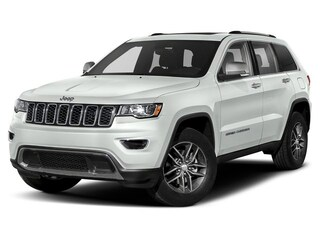 Used 2019 Jeep Grand Cherokee Limited SUV in Lynchburg, VA