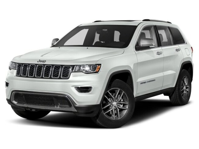 New 2019 Jeep Grand Cherokee LIMITED 4X4 Sport Utility in Mitchell, SD