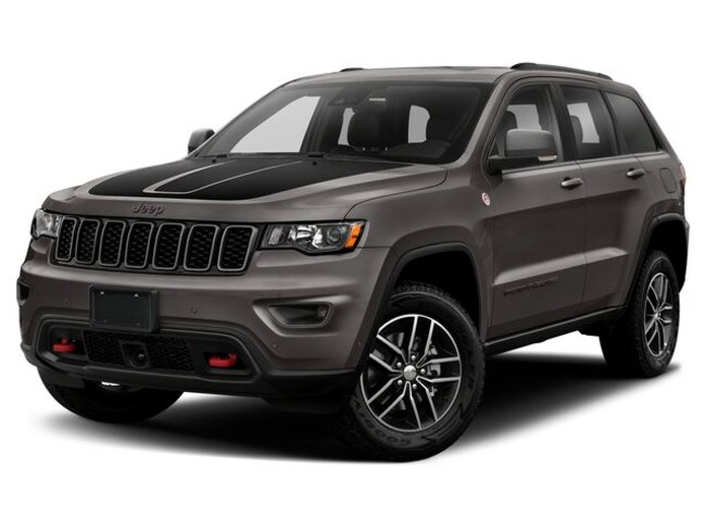 New 2019 Jeep Grand Cherokee TRAILHAWK 4X4 Sport Utility for sale in Auburn, IN