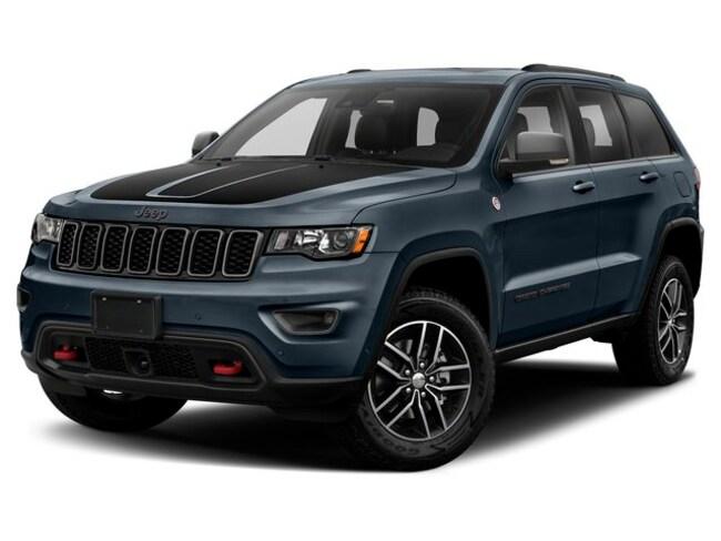 New 2019 Jeep Grand Cherokee TRAILHAWK 4X4 Sport Utility Spokane