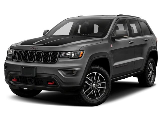 New 2019 Jeep Grand Cherokee TRAILHAWK 4X4 Sport Utility for sale in Cartersville, GA