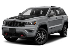 New 2019 Jeep Grand Cherokee TRAILHAWK 4X4 Sport Utility 3784 for sale in Cooperstown, ND at V-W Motors, Inc.