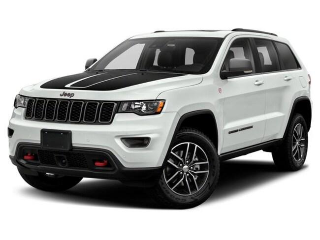 New 2019 Jeep Grand Cherokee TRAILHAWK 4X4 Sport Utility in Sarasota, FL