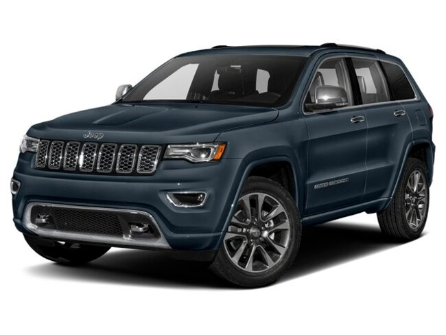 New 2019 Jeep Grand Cherokee OVERLAND 4X4 Sport Utility in New Carrollton, Maryland