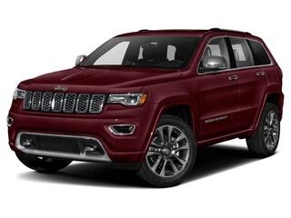 Used 2019 Jeep Grand Cherokee Overland 4x4 SUV Reno, NV