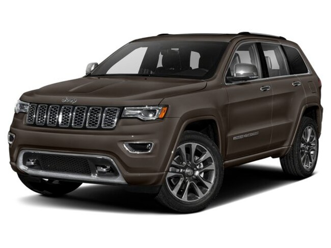 New 2019 Jeep Grand Cherokee OVERLAND 4X4 Sport Utility for sale in Honesdale at B & B Chrysler Dodge Jeep Ram