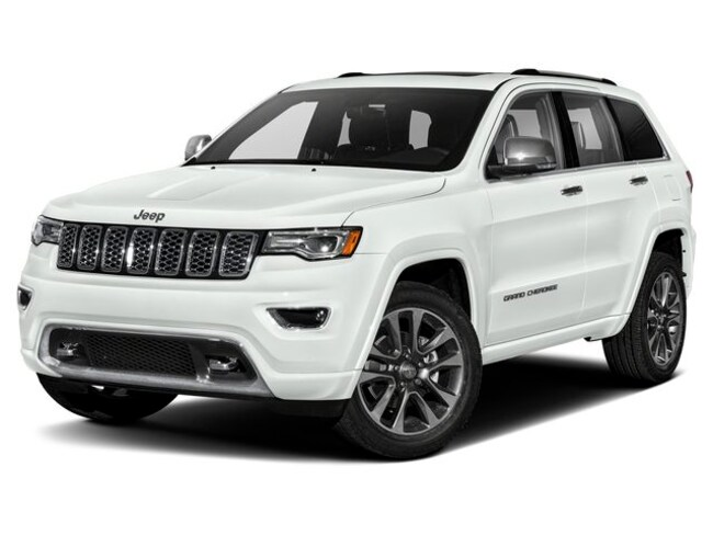 New 2019 Jeep Grand Cherokee HIGH ALTITUDE 4X4 Sport Utility near Amherst