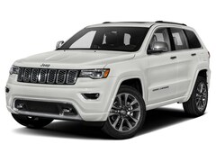New 2019 Jeep Grand Cherokee OVERLAND 4X4 Sport Utility for sale or lease in King George, VA