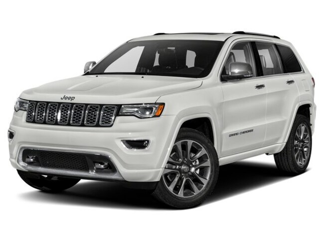 New 2019 Jeep Grand Cherokee OVERLAND 4X4 Sport Utility Waldorf, MD