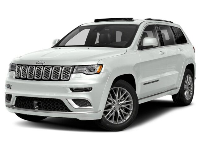 New 2019 Jeep Grand Cherokee SUMMIT 4X4 Sport Utility For sale/Lease Burlingame, CA