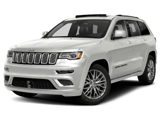 New Chrysler Dodge Jeep Ram 2019 Jeep Grand Cherokee SUMMIT 4X4 Sport Utility in Colby, KS