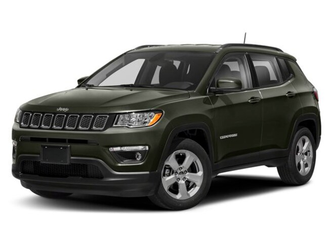 New 2019 Jeep Compass SPORT FWD Sport Utility in Silver Spring, Maryland