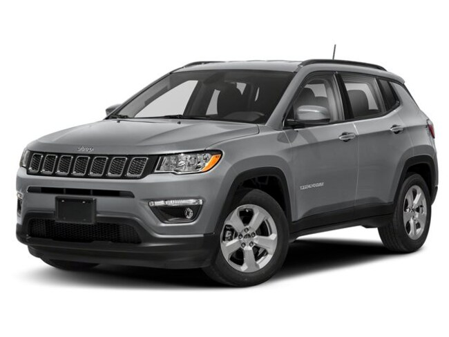 New 2019 Jeep Compass SPORT FWD Sport Utility For Sale or Lease in West Covina, CA
