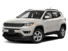 New 2019 Jeep Compass LIMITED FWD Sport Utility for sale near Charlotte, NC