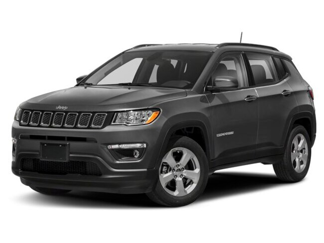New 2019 Jeep Compass UPLAND 4X4 Sport Utility Rockville, MD