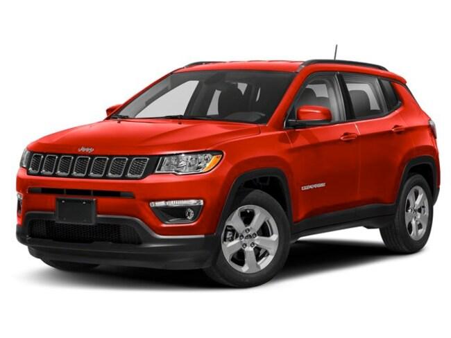 2019 Jeep Compass SPORT 4X4 Sport Utility