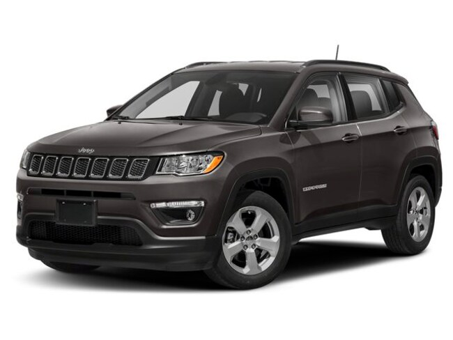 New 2019 Jeep Compass ALTITUDE 4X4 Sport Utility for sale in Bronx, NY