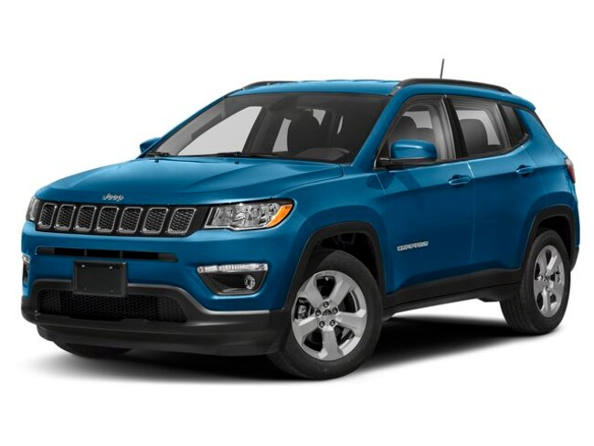 2019 Jeep Compass Latitude 4x4 SUV