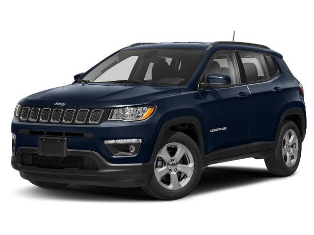 Lovely 2019 Jeep Compass Latitude 4x4 SUV