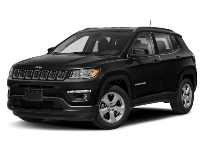 New 2019 Jeep Compass ALTITUDE 4X4 Sport Utility Near Buffalo