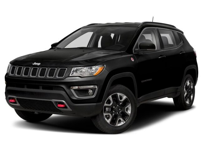 New 2019 Jeep Compass Trailhawk 4x4 Sport Utility Helena, MT