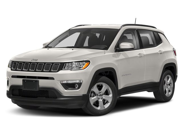 New 2019 Jeep Compass HIGH ALTITUDE 4X4 Sport Utility for sale in Mt Pleasant, MI