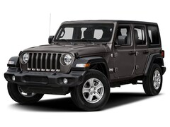 New 2019 Jeep Wrangler UNLIMITED SPORT S 4X4 Sport Utility E932046 for sale in the Bronx