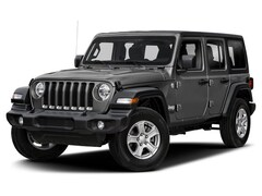 New 2019 Jeep Wrangler UNLIMITED SPORT 4X4 Sport Utility for sale near Charlotte, NC