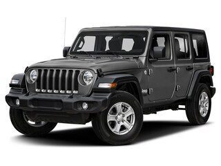 New cars, trucks, and SUVs 2019 Jeep Wrangler UNLIMITED SPORT S 4X4 Sport Utility for sale near you in Somerset, PA