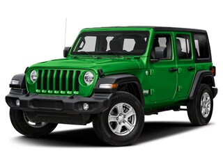 New Chrysler Dodge Jeep RAM for sale 2019 Jeep Wrangler UNLIMITED SPORT S 4X4 Sport Utility in Wisconsin Rapids, WI