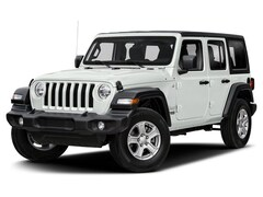 New 2019 Jeep Wrangler For Sale in Warwick