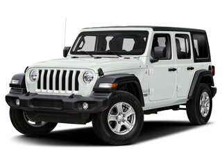 New 2019 Jeep Wrangler UNLIMITED SPORT S 4X4 Sport Utility Colby, KS