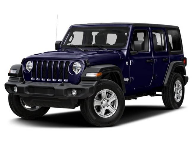 New Chrysler Dodge Jeep Ram 2019 Jeep Wrangler UNLIMITED SAHARA 4X4 Sport Utility in Colby, KS