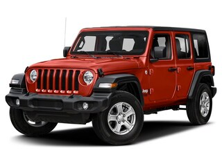 New Chrysler Dodge Jeep Ram Models 2019 Jeep Wrangler UNLIMITED SAHARA 4X4 Sport Utility for sale in Fremont, ND