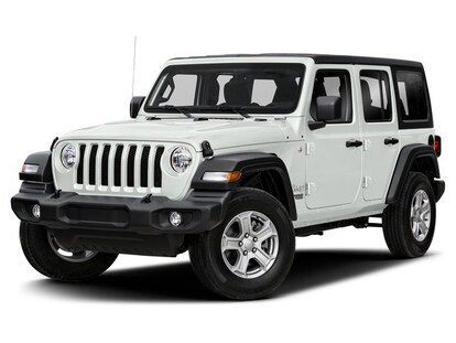 2019 Jeep Wrangler: News, Design, Equippment >> New 2019 Jeep Wrangler Unlimited Sahara 4x4 In Bronx