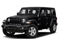 New 2019 Jeep Wrangler UNLIMITED SAHARA 4X4 Sport Utility E932013 for sale in the Bronx