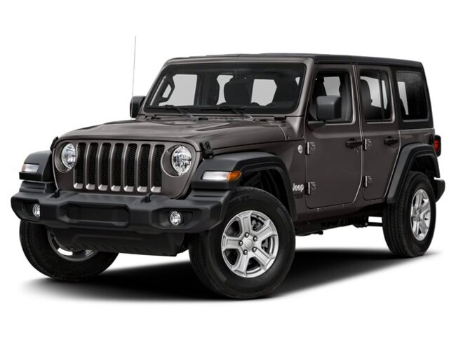 New 2019 Jeep Wrangler UNLIMITED RUBICON 4X4 Sport Utility Frankenmuth