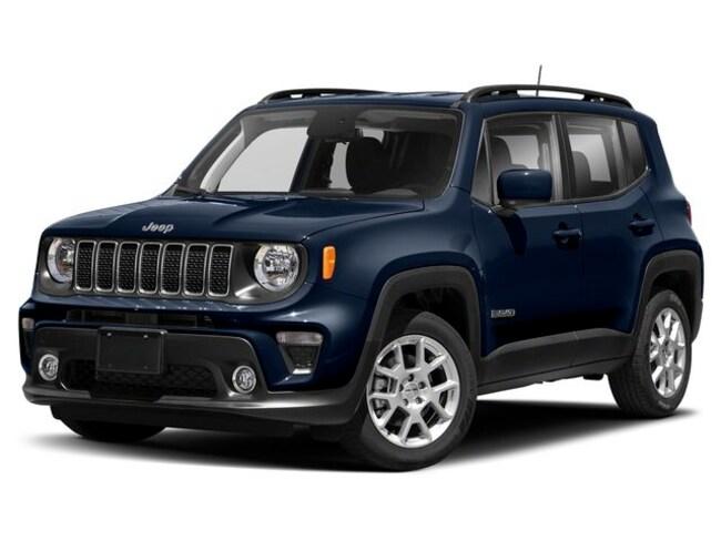 2019 Jeep Renegade Sport 4x4 SUV