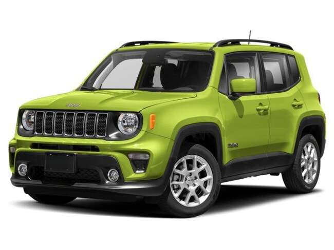 New 2019 Jeep Renegade SPORT 4X4 Sport Utility in Somerset, PA